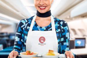 Azul inova a bordo com menu exclusivo preparado por participantes do MasterChef Brasil