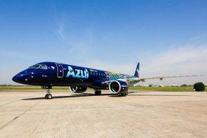 Azul planeja retomada de voos em Guarulhos com operação no Terminal 2