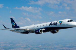 Azul Conecta irá operar voos inéditos para nove destinos durante a temporada de verão