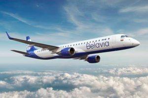 Belavia adicionará um E195 a sua frota Embraer