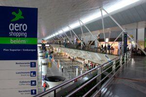 Receitas comerciais dos aeroportos da Infraero crescem 37% no ramo de alimentação