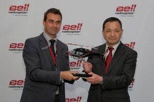 Beijing Yugao Aviationfecha a compra de um helicóptero Bell 429