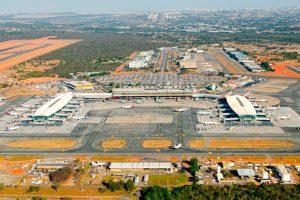 Aeroporto de Brasília constrói unidade de usina solar