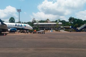 Aeroporto de Carajás comemora 35 anos de operações