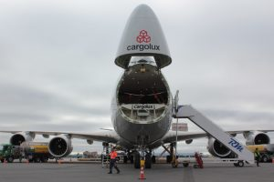 Afonso Pena autorizado a receber operações do Boeing 747-800F