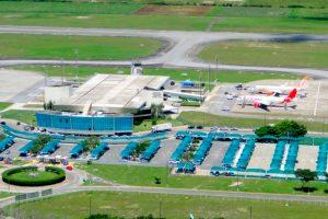 Aeroporto Castro Pinto receberá passageiros ao som de músicas juninas