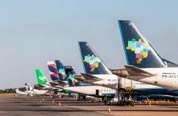 Azul irá operar 14 rotas novas no Paraná