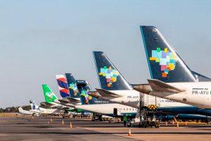 Em uma semana, Azul começa a voar para três novos destinos em sua malha