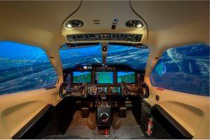 Daher saúda certificação do primeiro simulador da SIMCOM para o TBM 930