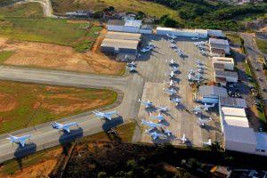 Infraero assina contrato de gestão e operação do Aeroporto de Divinópolis