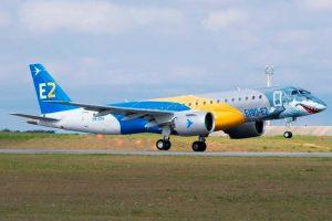 Programa E190-E2 da Embraer recebe o prêmio PMI Projeto do Ano 2019