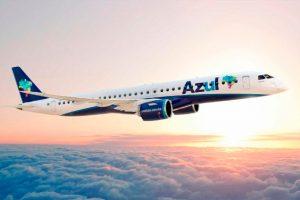 Azul aumenta frequência de voos de Vitória para São Paulo