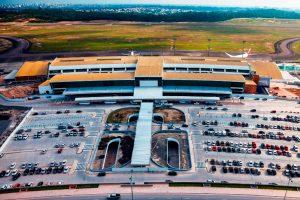 Pista do Aeroporto Eduardo Gomes passará por obras