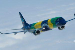 Pesquisa elege Azul como melhor aérea em indicador de mobilidade