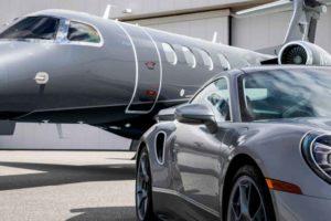 Embraer e Porsche anunciam colaboração