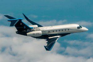 Praetor 600, da Embraer, recebe certificação da ANAC