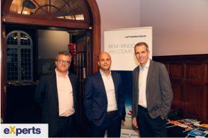 Grupo Lufthansa reuniu em Coimbra agentes de viagens da região centro