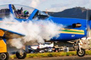 AeroRock 2017 movimenta o Aeroclube de Pará de Minas