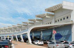 Aeroporto de Goiânia recebe aeronave da Azul com aumento de demanda