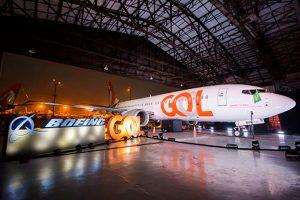 Boeing: GOL estreia primeiro 737 MAX da companhia