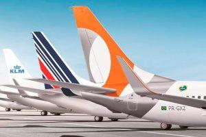 GOL amplia codeshare com a Air France KLM para a Espanha