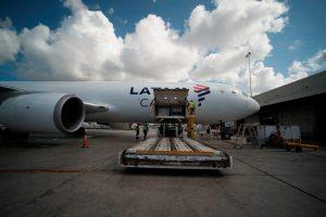 GRU Airport passa a ter novos voos cargueiros da Europa