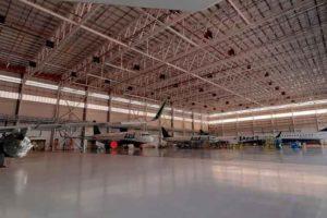 Azul amplia gama de serviços realizados em seu novo hangar de Campinas