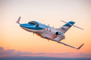 HondaJet é a aeronave mais entregue em sua categoria pelo 4º ano consecutivo