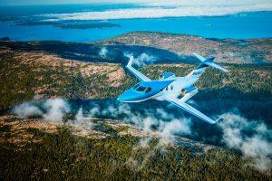 Pelo 3ª ano consecutivo, o HondaJet é a aeronave mais entregue em sua categoria
