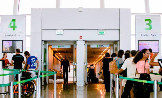 Aeroporto de Brasília tem 93% de pontualidade durante o Carnaval de 2018