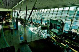 O tráfego de passageiros na América Latina diminuiu 69,9% em setembro