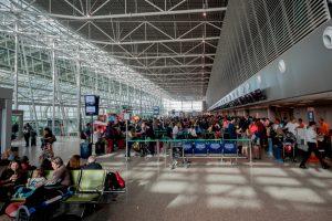 Carnaval de 2018 deve gerar fluxo de 43 mil passageiros no Aeroporto de Natal