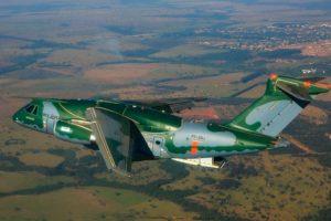 Embraer entrega primeiro avião multimissão KC-390 à Força Aérea Brasileira