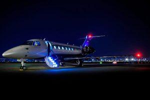 Embraer anuncia inovações em conforto e conectividade nos jatos executivos Legacy 450 e Legacy 500