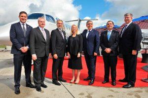Embraer vende Legacy 500 para Centreline, tornando-a a maior operadora do modelo de jato executivo da Europa