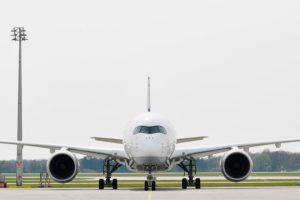 Lufthansa A350-900 – Ni hao Hong Kong