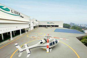 Líder Aviação alcança marca de um milhão de horas voadas em operações de helicóptero