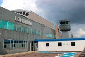Movimentação de passageiros cresce 10% no Aeroporto de Londrina em 2018