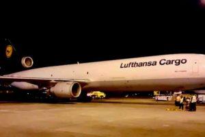 Aeroporto Internacional do Recife ganha voos fixos da Lufthansa Cargo