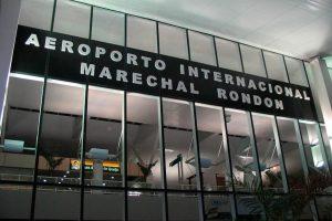 Wi-Fi gratuito já está em funcionamento no Aeroporto Internacional de Cuiabá