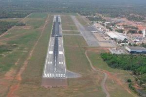 Pista do Aeroporto Marechal Rondon passará por manutenção