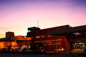 Aeroporto de Navegantes tem movimentação recorde no primeiro trimestre