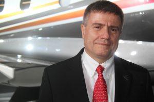 Marco Tulio Pellegrini é o novo CEO da OGMA em Portugal