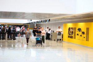 Aeroportos da Infraero devem movimentar 390 mil viajantes durante o feriado de 12 de Outubro