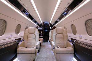 Embraer leva jatos executivos Praetor 500 e Praetor 600 pela primeira vez à LABACE