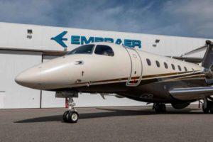 Embraer entrega primeiro Praetor 600 à Flexjet, cliente frotista de lançamento dos jatos Praetor