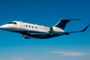 A Embraer recebe certificação ANAC do seu mais novo jato executivo Praetor 500