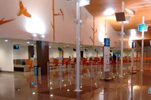 Infraero conclui obras de ampliação do terminal de passageiros e reforma de pista do Aeroporto de Rio Branco