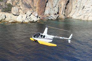 R66 Turbine Marine, da Robinson, recebe aprovação final da EASA