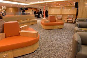 GOL inaugura nova sala VIP no Rio de Janeiro para voos nacionais